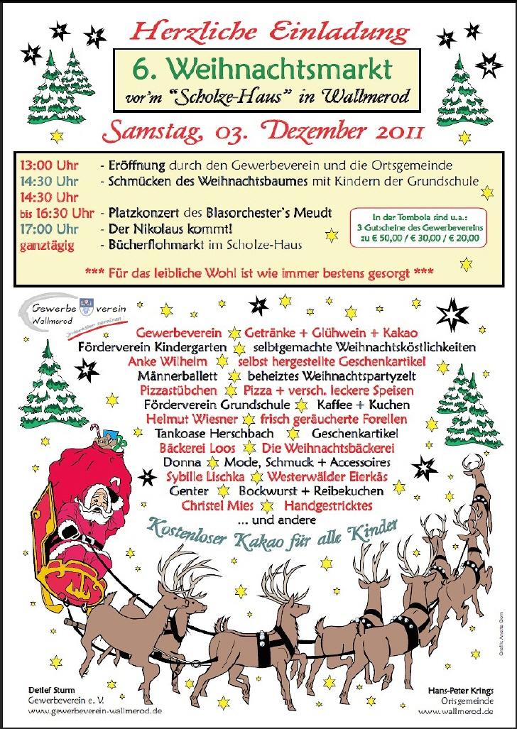03.12.2011: Weihnachtsmarkt